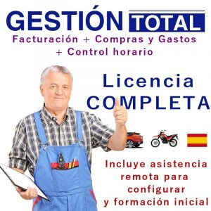 Producto Softmecanicos Licencia COMPLETA españa