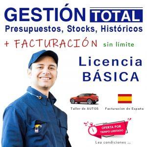 Producto Softmecanicos Licencia Básica auto España