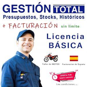 Producto Softmecanicos Licencia Básica motos España